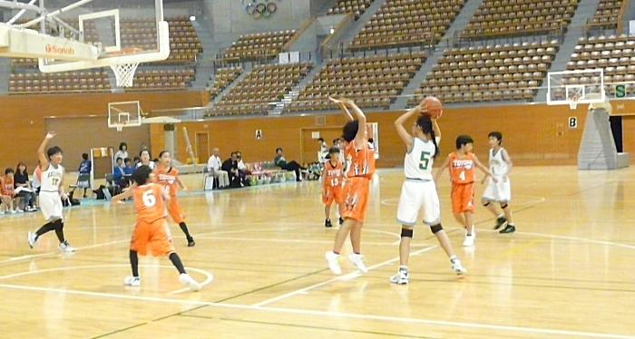 長野県スポーツ少年団北信地区競技別交流大会