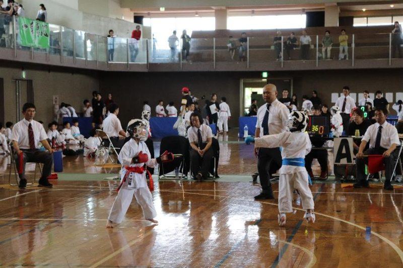 令和元年度長野県スポーツ少年団競技別交流大会(空手道競技)