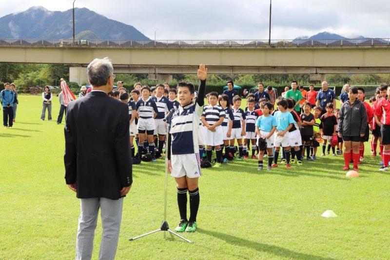 令和元年度長野県スポーツ少年団競技別交流大会(ラグビー競技)