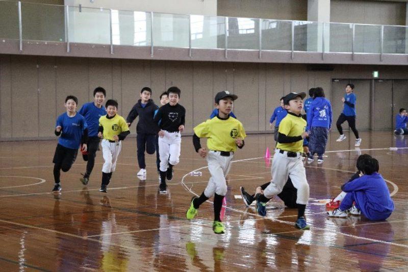 スポーツ少年団運動適性テスト